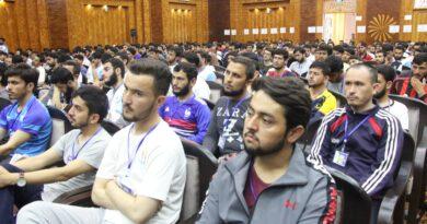 هشتمین مجمع عمومی نهاد جوانان مسلمان برگزار شد.